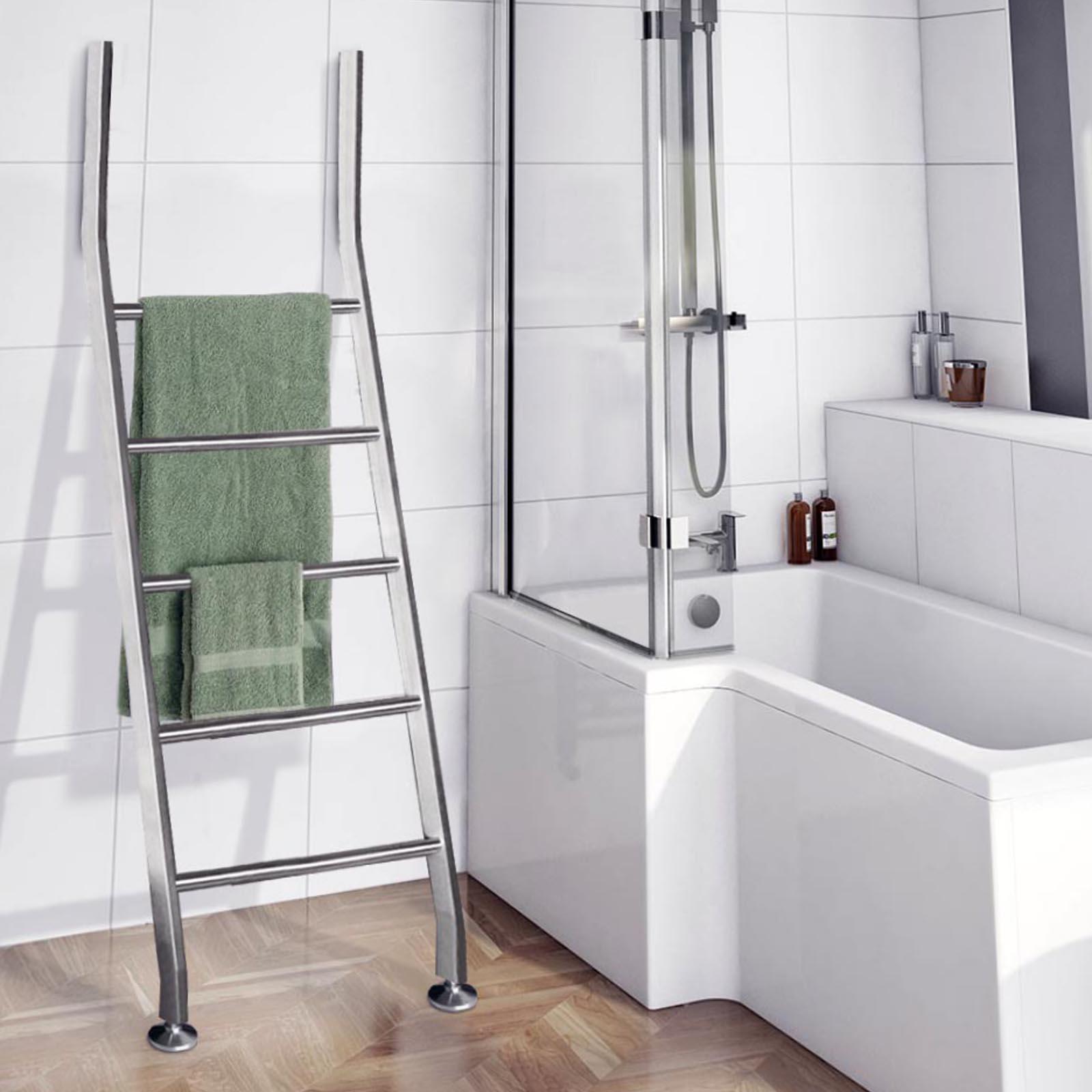 Arx shop handtuchleiter handtuchhalter edelstahl - Handtuchhalter wand edelstahl ...
